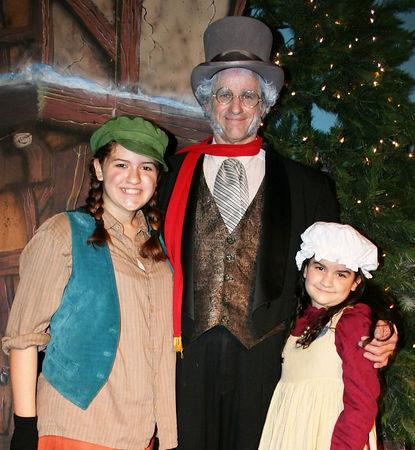 family teeter theatre