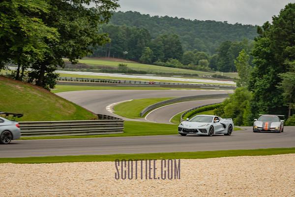 Corvette C8 White 63