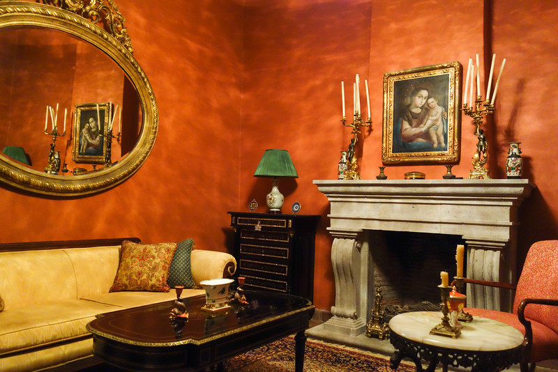 Casa Misha sitting room