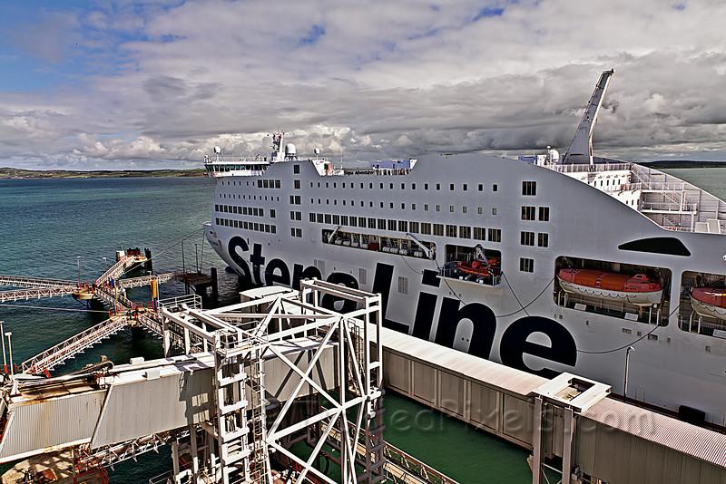 Ro-Ro Passenger Ferry 'Stena Adventurer'