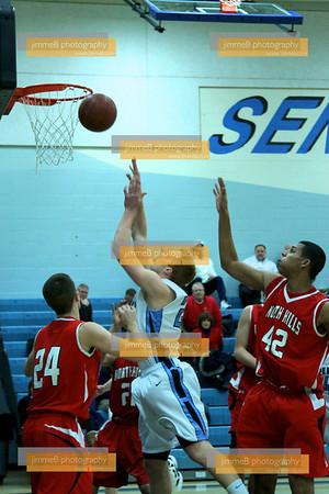Seneca Valley BasketBall vs North Hills