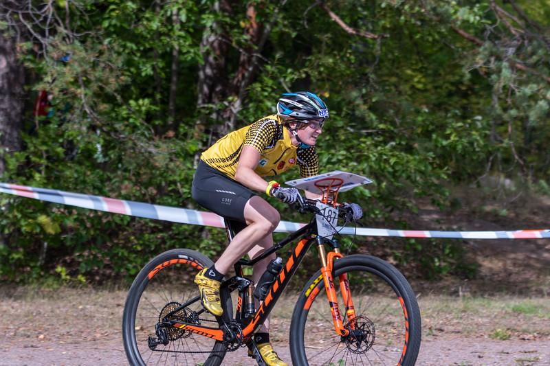 Marika Hara, SM sprintin kultaa