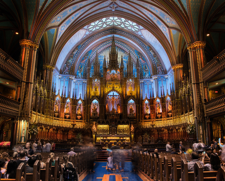 More Notre-Dame in Montreal