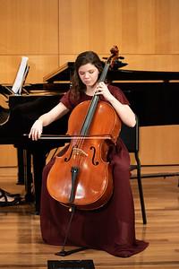 2020 Lorraine Yant and Julia Bachorik Minor Recital