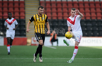 Airdrieonians V East Fife 17 9 16