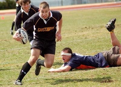 Gustavus vs Macalaster 2006