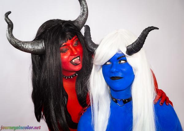 Devil Girls (2018)