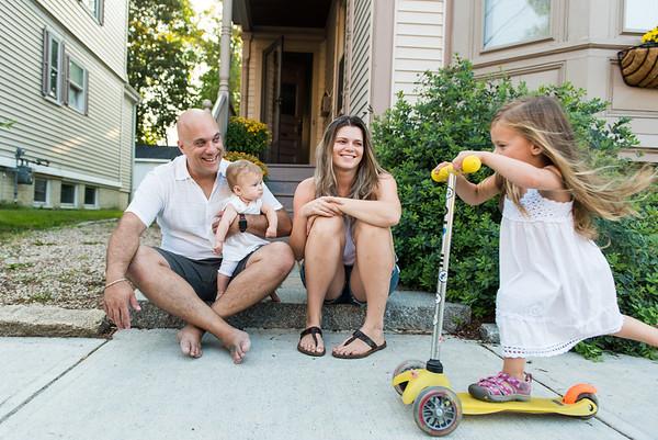 The Tsavalas Family