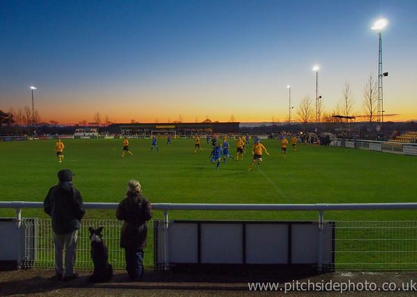 Leamington v AFC Totton