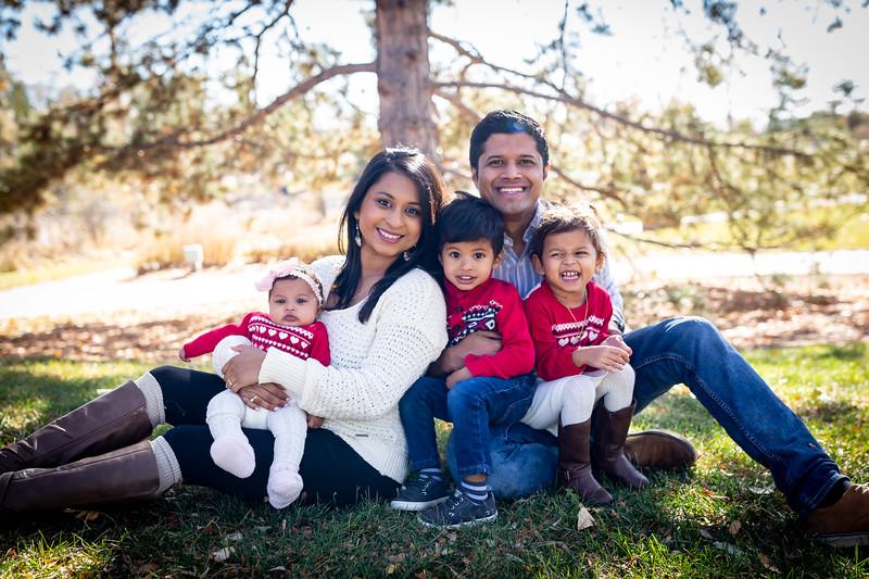 Almeida Family 2019
