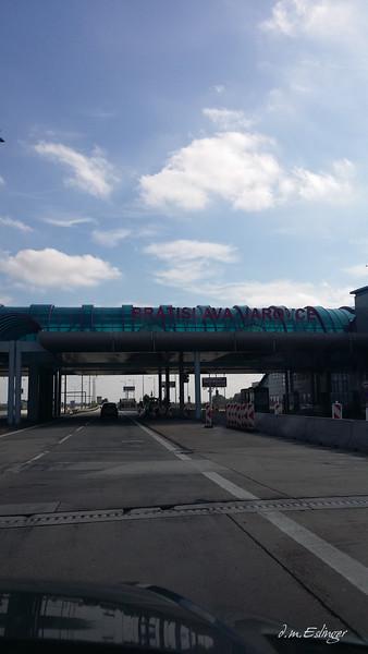 Welcome to Bratislava, Slovakia
