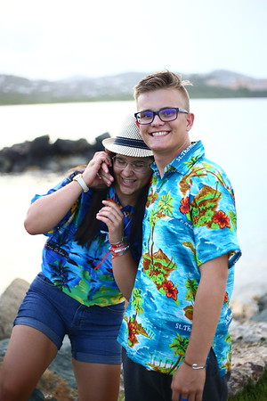 Mikey & Elena
