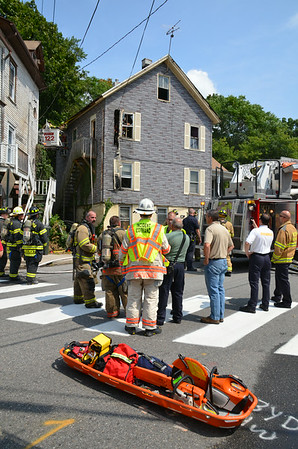 Willimantic 2nd Alarm 07-31-14
