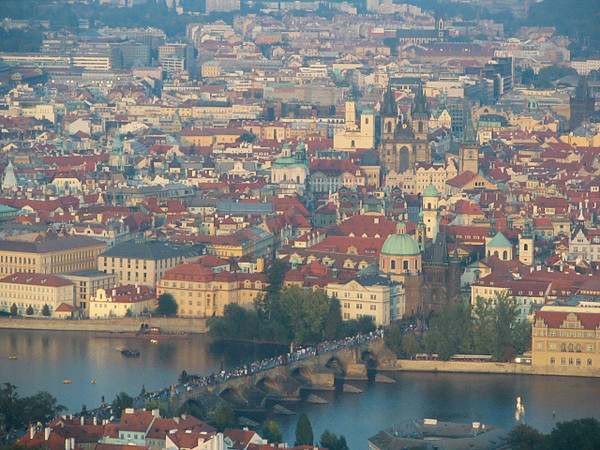 """Prague ,, Czechoslovakia."