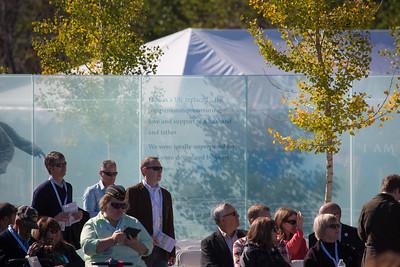 American Veterans Disabled for Life Memorial Dedication