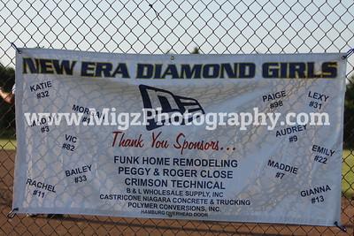 Championship Heat vs Diamond Girls