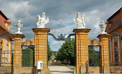 Bamberg Schloss Seehof