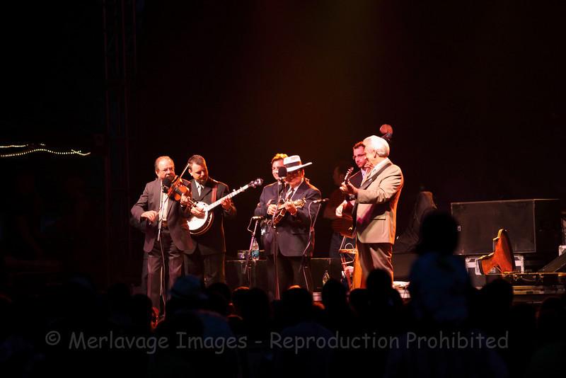 DelFest 2010 - The Del McCoury Band