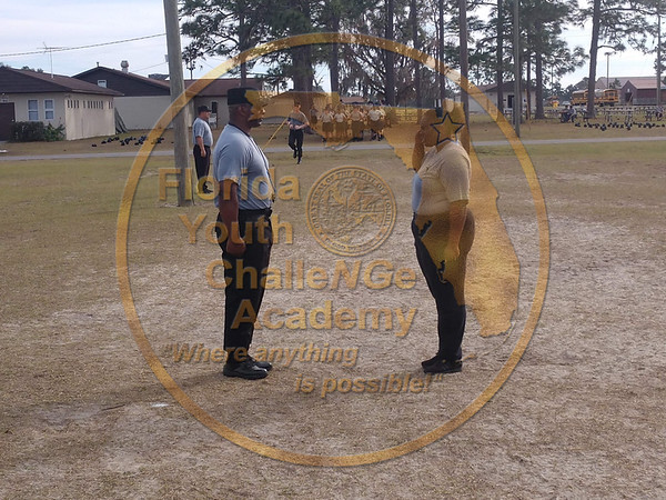 8. Drill & Ceremony Competition