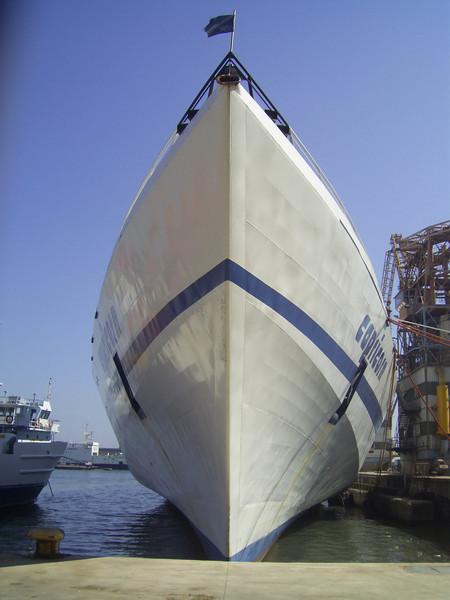 2010 - HSC CAPRICORN : thin fast bow.