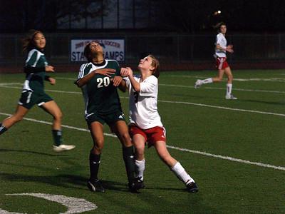 2010 & 2011 Pearce Womens Soccer