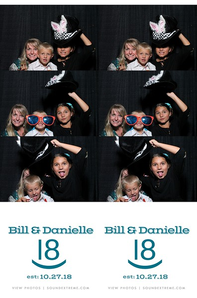 Danielle & Bill 10/27/18