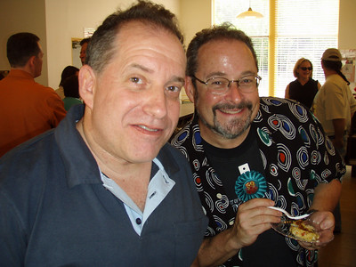 JEFF & KNIG'S 50th, June 2007