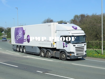 A500 West Near Crewe April 2018