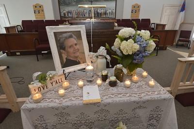 Judy's  Memorial Service 6/6/20
