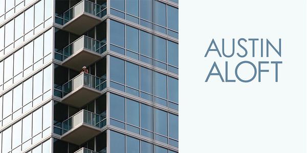 Austin Aloft Two Page Spreads