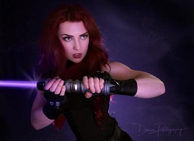 Captain Kaycee - Mara Jade (Web)