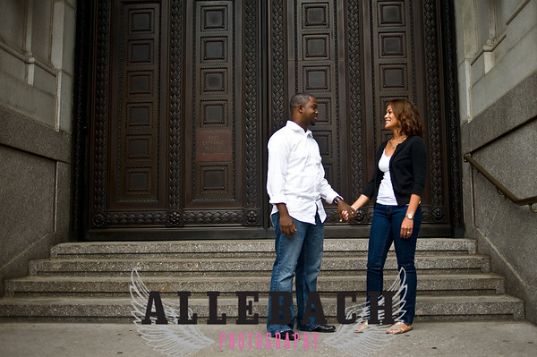 Morganne Couples Session
