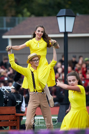 20190921 Monarch Marching Festival-MHS Performance