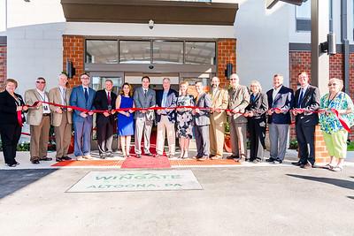Wingate Grand Opening 06-01-17