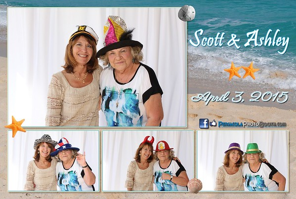 Scott & Ashley's Wedding 4-3-2015