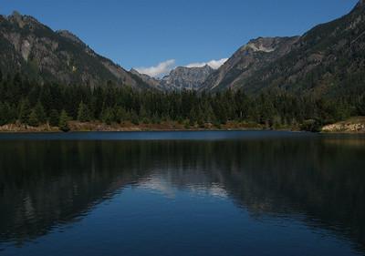 Gold Creek Pond - September 26, 2009