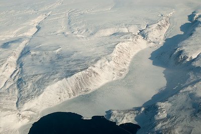 NASA's Operation IceBridge, Arctic 2016