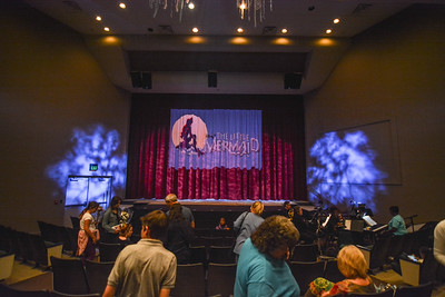 The Little Mermaid- Friends and Parents Show- 4/21/16