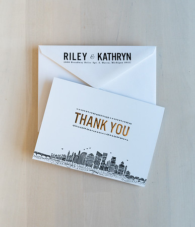 Product Photography | The Printed Event (Wedding Invites) Grand Rapids Set Two