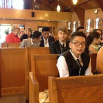 Teen First Eucharist August 2019