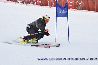 CNISSF Alpine Ski State Championships 2014 GS