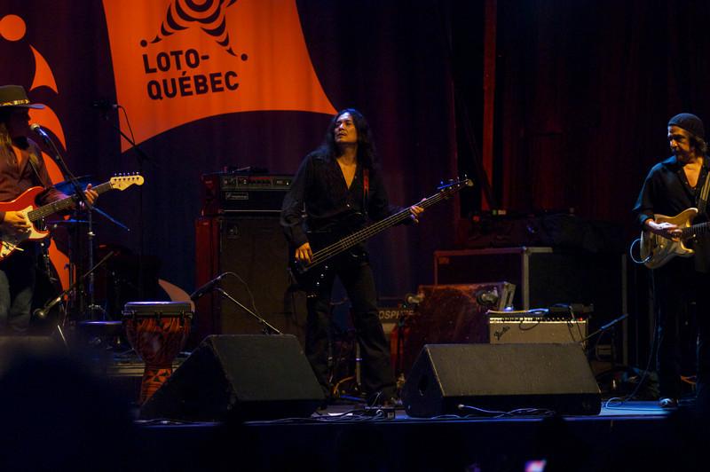 David Shelley & Bluetone, Montreal Jazz Festival, June 26 2011