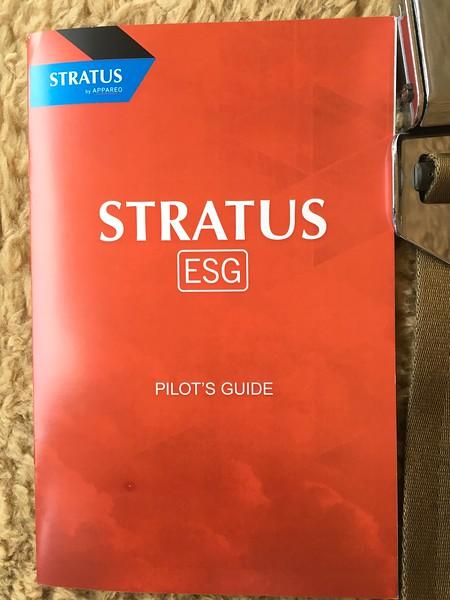 Stratus ADS-B Manual