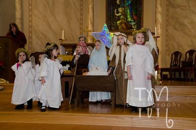 Taryn's Christmas Program | 1.6.13