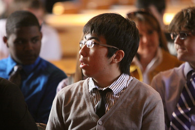 Math & Science Honor Society Inductions 2009