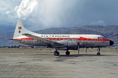 San Francisco Servicios Aéreos