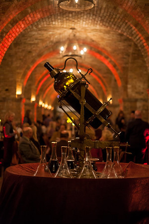 Cinquecento Winemaker's Dinner, November 12, 2016