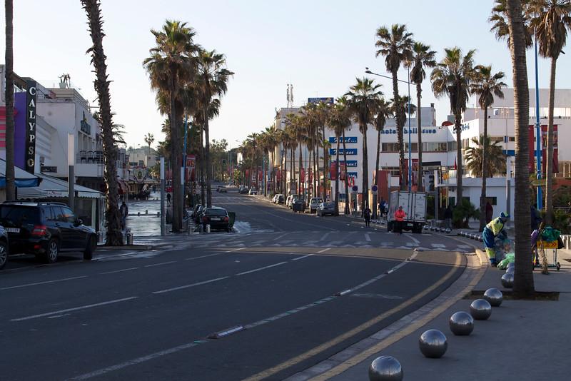 Boulevard de la Corniche, Dar-el-Beida