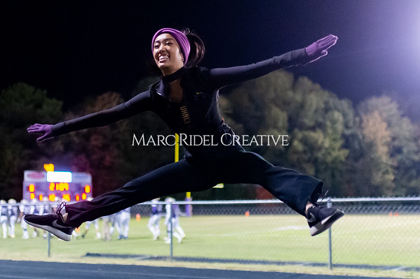 Broughton football vs Millbrook. Senior night. November 8, 2019. D4S_7011