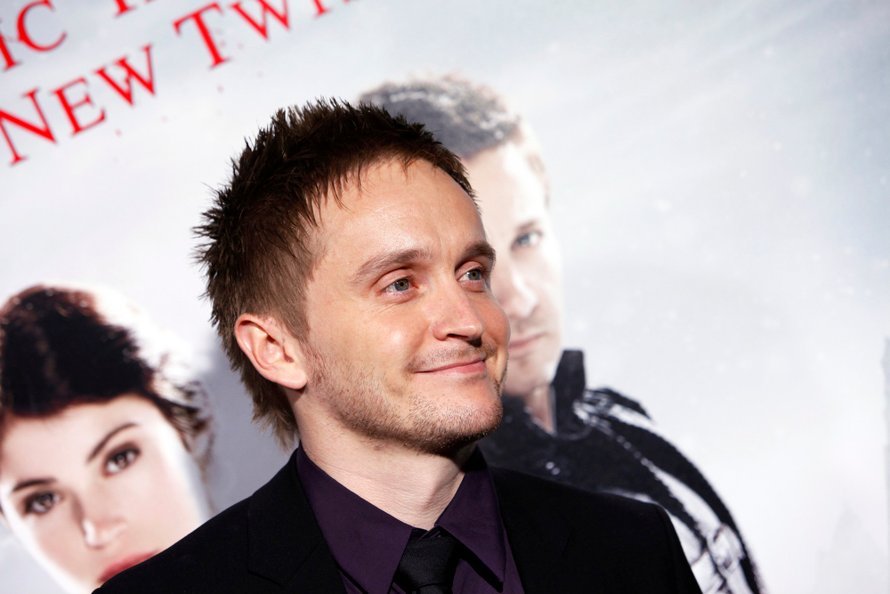 Description of . Director Tommy Wirkola arrives at the premiere of the film